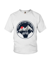 Home Is Where You Park It Youth T-Shirt thumbnail