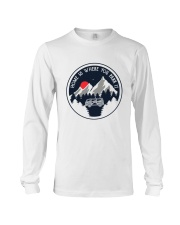 Home Is Where You Park It Long Sleeve Tee thumbnail