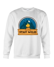 Stay Wild Crewneck Sweatshirt thumbnail