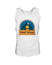 Stay Wild Unisex Tank thumbnail