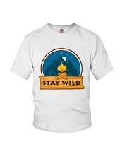 Stay Wild Youth T-Shirt thumbnail