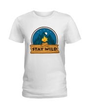 Stay Wild Ladies T-Shirt thumbnail