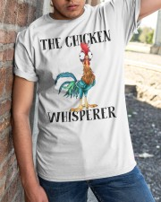The Chicken Whisperer Classic T-Shirt apparel-classic-tshirt-lifestyle-27
