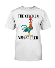 The Chicken Whisperer Classic T-Shirt front