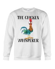 The Chicken Whisperer Crewneck Sweatshirt thumbnail