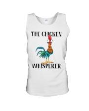 The Chicken Whisperer Unisex Tank thumbnail
