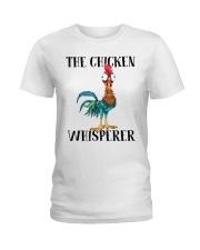 The Chicken Whisperer Ladies T-Shirt thumbnail