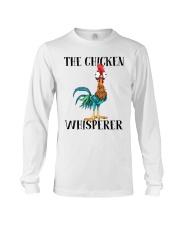 The Chicken Whisperer Long Sleeve Tee thumbnail