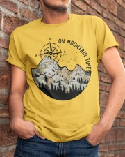 On Mountain Time Classic T-Shirt apparel-classic-tshirt-lifestyle-26