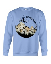 On Mountain Time Crewneck Sweatshirt thumbnail