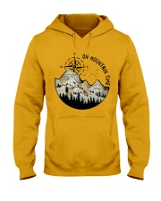 On Mountain Time Hooded Sweatshirt thumbnail