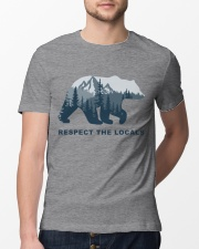 Respect The Locals Classic T-Shirt lifestyle-mens-crewneck-front-13