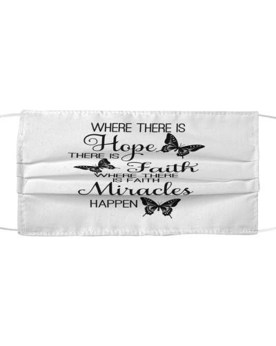 Hope Faith Miracles