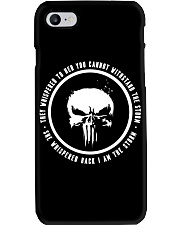 I Am The Storm Phone Case thumbnail