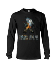 Bigfoot Saw Me Long Sleeve Tee thumbnail