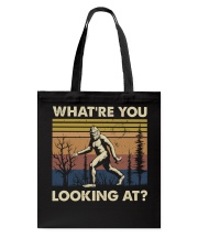 What're You Looking At Tote Bag thumbnail