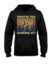 What're You Looking At Hooded Sweatshirt thumbnail