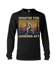 What're You Looking At Long Sleeve Tee thumbnail