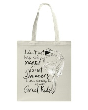 Great Dancers Tote Bag thumbnail
