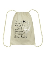 Great Dancers Drawstring Bag thumbnail