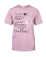 Great Dancers Classic T-Shirt front