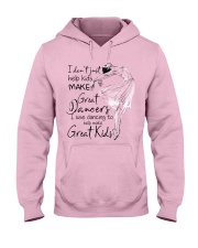 Great Dancers Hooded Sweatshirt thumbnail