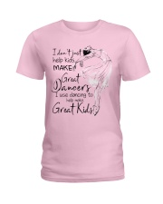 Great Dancers Ladies T-Shirt thumbnail