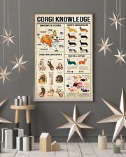 Corgi Knowledge 11x17 Poster lifestyle-holiday-poster-1