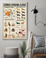 Corgi Knowledge 11x17 Poster lifestyle-poster-1