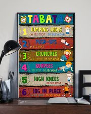 Tabata 11x17 Poster lifestyle-poster-2