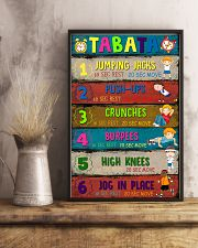 Tabata 11x17 Poster lifestyle-poster-3