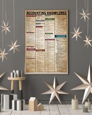 Accounting Knowledge 11x17 Poster lifestyle-holiday-poster-1