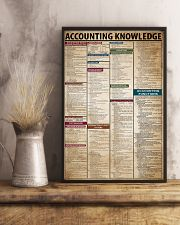 Accounting Knowledge 11x17 Poster lifestyle-poster-3