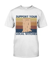 Support You Local Witches Premium Fit Mens Tee thumbnail