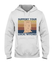 Support You Local Witches Hooded Sweatshirt thumbnail