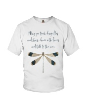 May You Touch Dragonflies Youth T-Shirt thumbnail