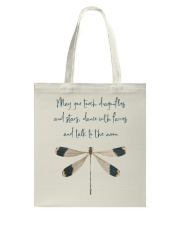 May You Touch Dragonflies Tote Bag thumbnail