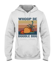 Whoop De Doodle Doo Hooded Sweatshirt thumbnail