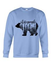 I Hate People Crewneck Sweatshirt thumbnail