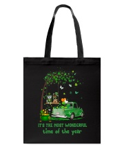 It's The Most Wonderful Time Tote Bag thumbnail