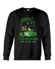 It's The Most Wonderful Time Crewneck Sweatshirt thumbnail