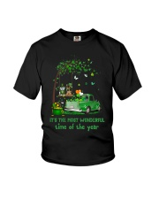 It's The Most Wonderful Time Youth T-Shirt thumbnail