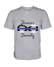 Forever Family V-Neck T-Shirt thumbnail