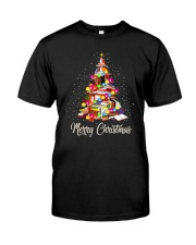 Merry Christmas Classic T-Shirt front