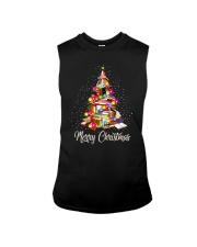 Merry Christmas Sleeveless Tee thumbnail
