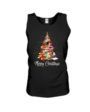 Merry Christmas Unisex Tank thumbnail