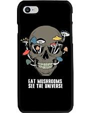 Eat Mushrooms Phone Case thumbnail