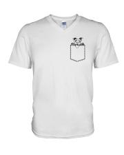 Love Dog V-Neck T-Shirt thumbnail