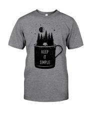 Keep It Simple 3 Classic T-Shirt thumbnail