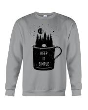 Keep It Simple 3 Crewneck Sweatshirt thumbnail